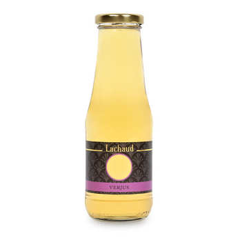 Lachaud - Verjus - jus de raisins vert