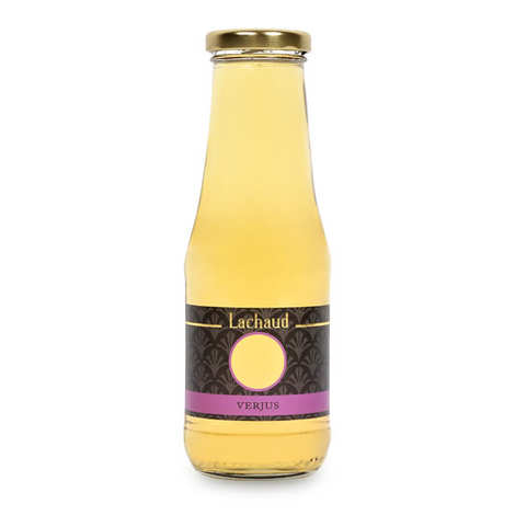 Lachaud - Verjuice - Green Grape Juice