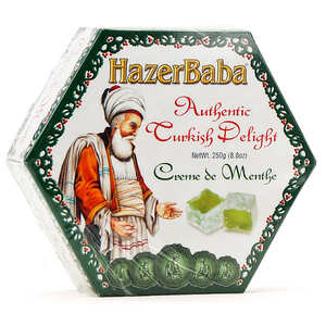 Hazer Baba loukoums - Turkish Delight with Mint