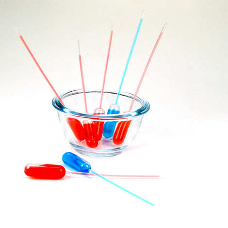 - Mini pipettes 4.5ml (x500)