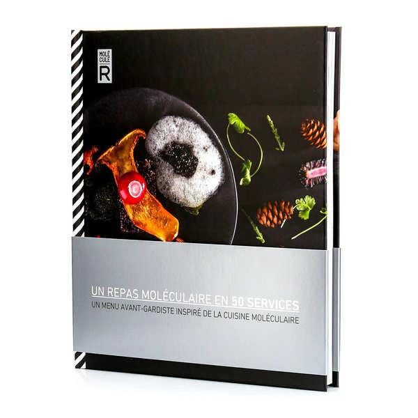 Un repas mol culaire par mol cule r french book for Cuisine moleculaire