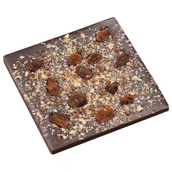 Dark Chocolate Bar - La Champenoise
