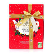 English Tea Shop - Coffret thés de Noël bio - Père Noël