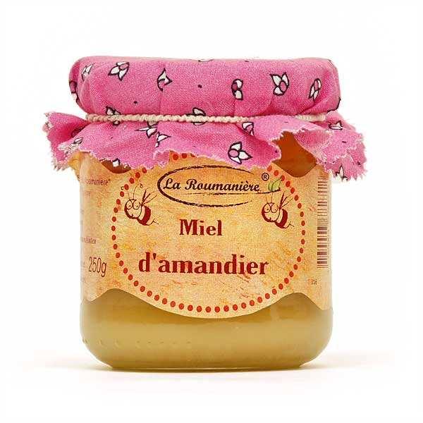 Almond Tree Honey