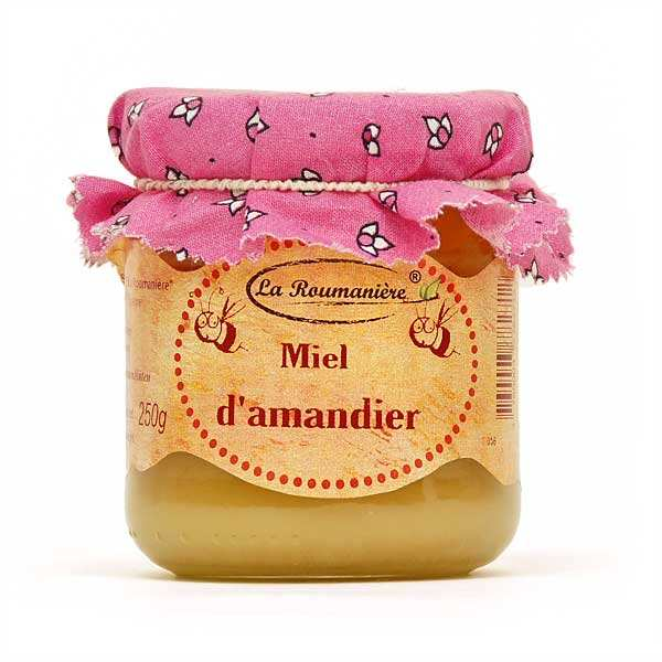 Almond Tree Honey