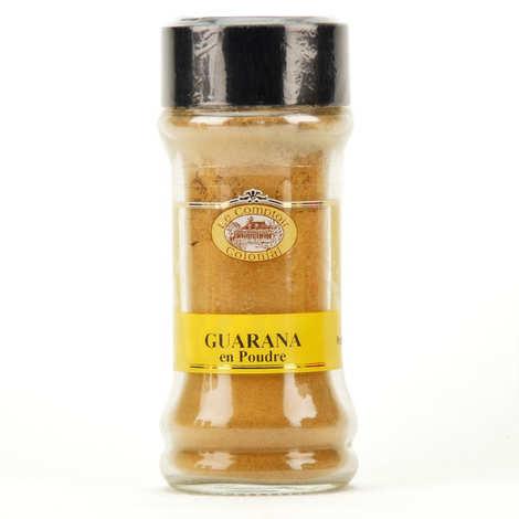 Le Comptoir Colonial - Guarana en poudre