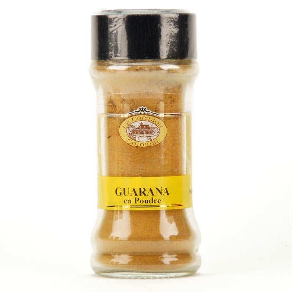 Guarana en poudre