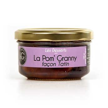Vergers de Gascogne - Pommes Granny façon Tatin
