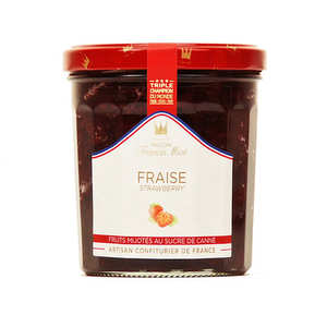 Maison Francis Miot - Strawberry  jam - Francis Miot