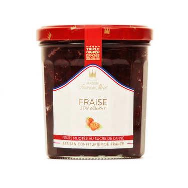 Confiture de fraise - Francis Miot