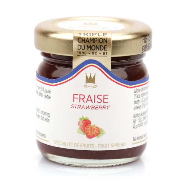 Strawberry  jam - Francis Miot