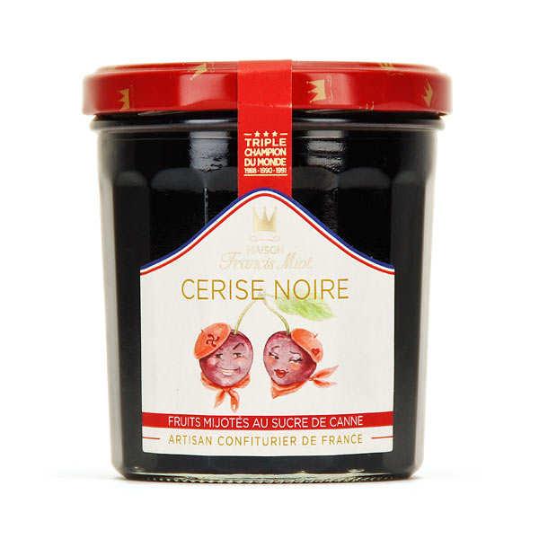 Black cherry jam - Francis Miot