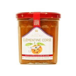 Maison Francis Miot - Corsican Clementine Jam - Francis Miot