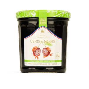 Maison Francis Miot - Reduced Sugar Black Cherry Jam - Francis Miot