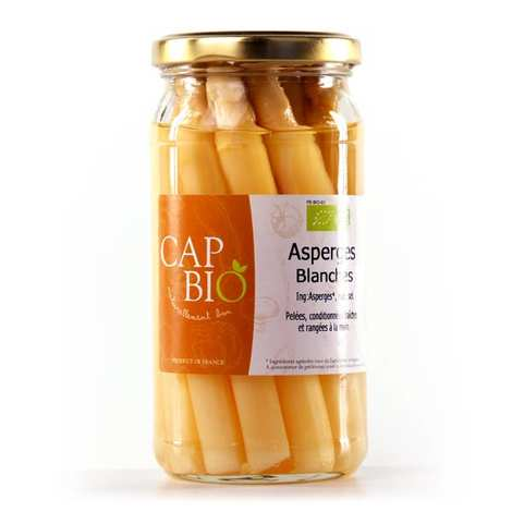 Vergers de Gascogne - Natural organic asparagus from the Landes - 340g