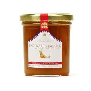 Maison Francis Miot - Confiture de fruits exotiques et passion - Francis Miot