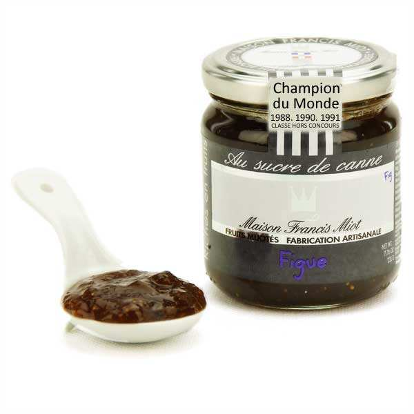 Fig Jam - Francis Miot