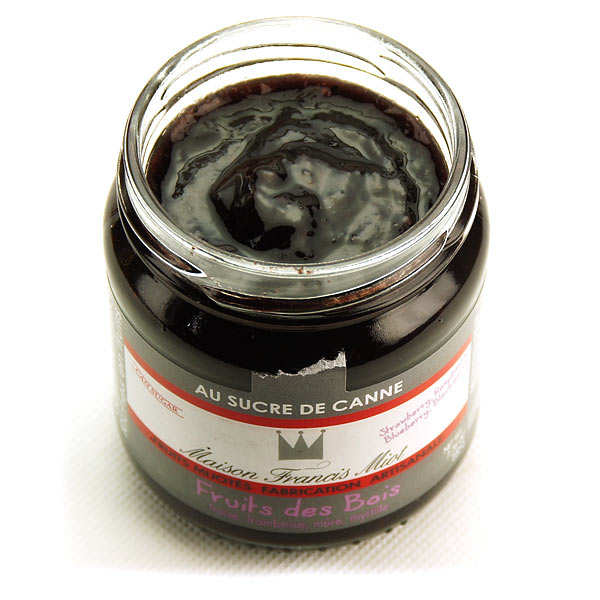 Berries jam - Francis Miot