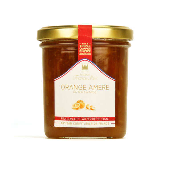 Confiture d'orange amère - Francis Miot