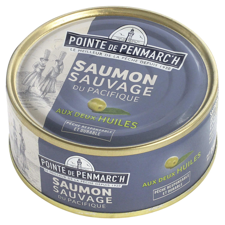 Wild Pink Pacific Salmon