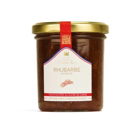 Maison Francis Miot - Rhubarb Jam - Francis Miot