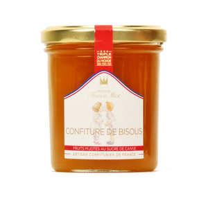 """Maison Francis Miot - """"Bisous"""" Jam (clementine, peach) - Francis Miot"""