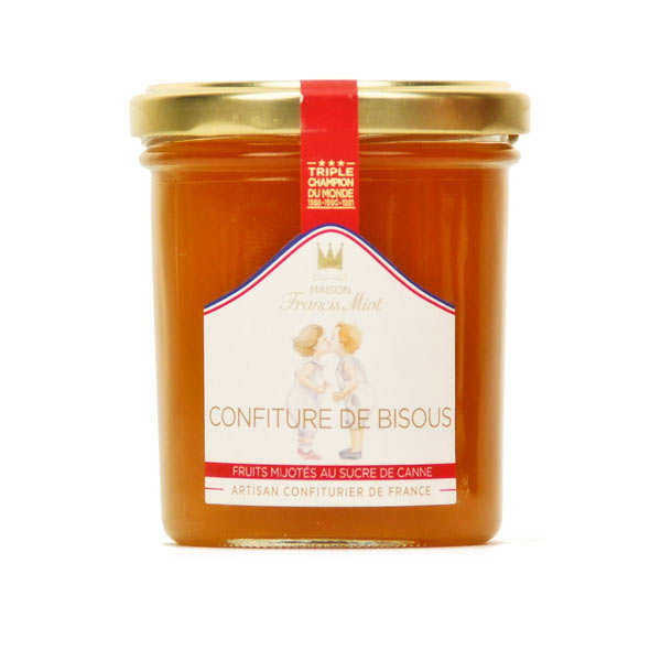 """Bisous"" Jam (clementine, peach) - Francis Miot"