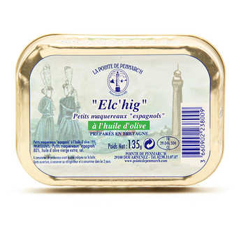La pointe de Penmarc'h - Elc'hig - Little Spanish mackerel