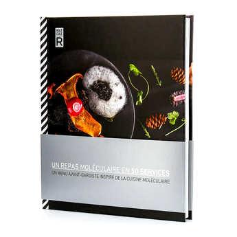 Saveurs MOLÉCULE-R - Kit de cuisine moléculaire R-évolution + Livre