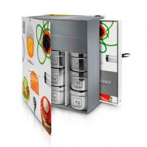 Saveurs MOLÉCULE-R - Molecular Gastronomy Kit de luxe edition