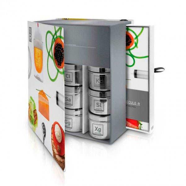 Molecular Gastronomy Kit de luxe edition