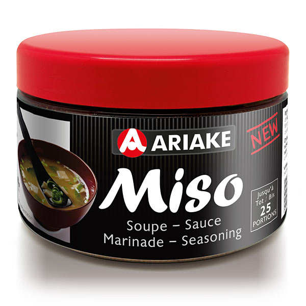 Miso instantané en poudre Ariaké