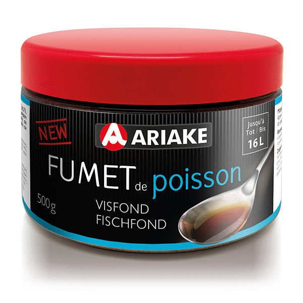Fish bouillon Ariaké Paste