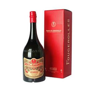 Grandes Distilleries Peureux - Kirsch de Fougerolles - 45%