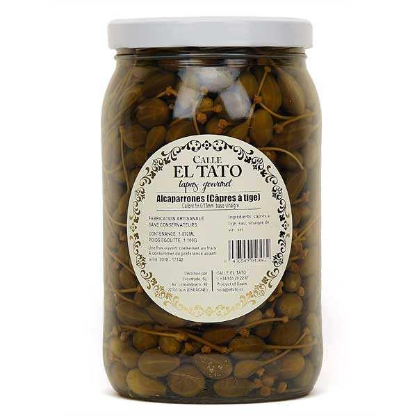 Caper berries 0/15 mm - Alcaparron