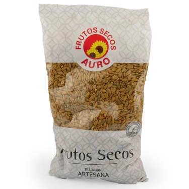 Graines de tournesol frites salées - Pipas