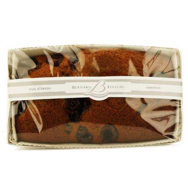 Morello Gingerbread - Bernard Loiseau
