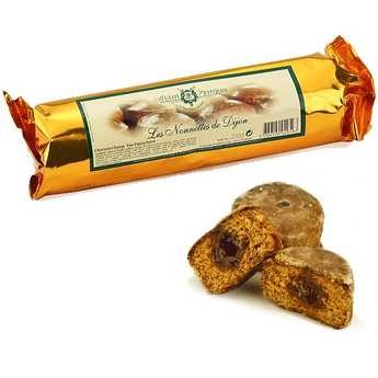 "Mulot et Petitjean - ""Nonnette"" Cakes with Orange Centre- tin collector tube (200g.)"