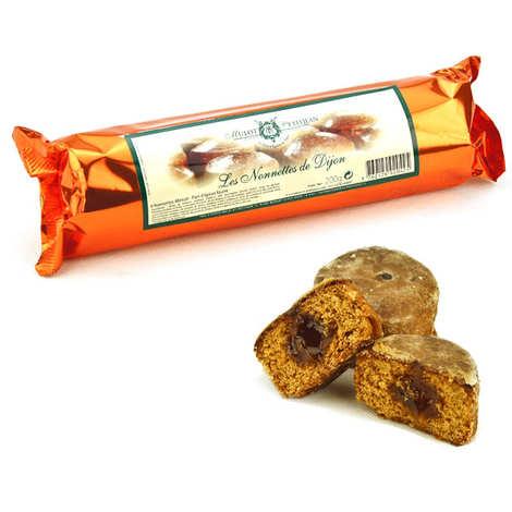 Mulot et Petitjean - Nonnettes fourrées abricot