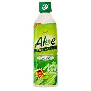 Aloe for Drink - Green tea & Aloe - Aloe vera drink