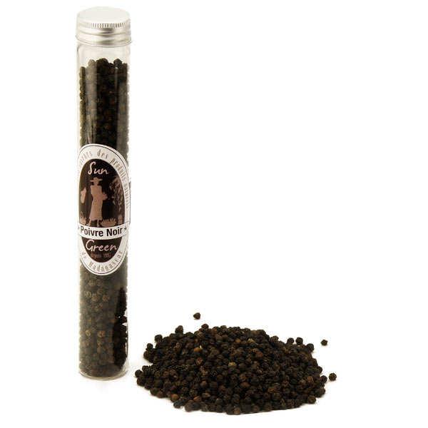 Poivre noir de madagascar en tube - tube 50g