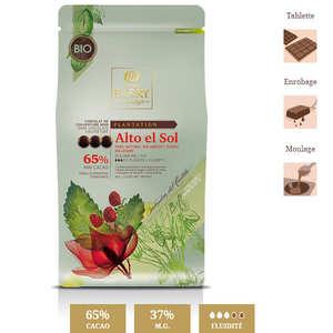 Cacao Barry - Organic Dark Chocolate couverture Alto el sol 65%