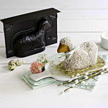 Zenker - Paschal lamb 3D Mould