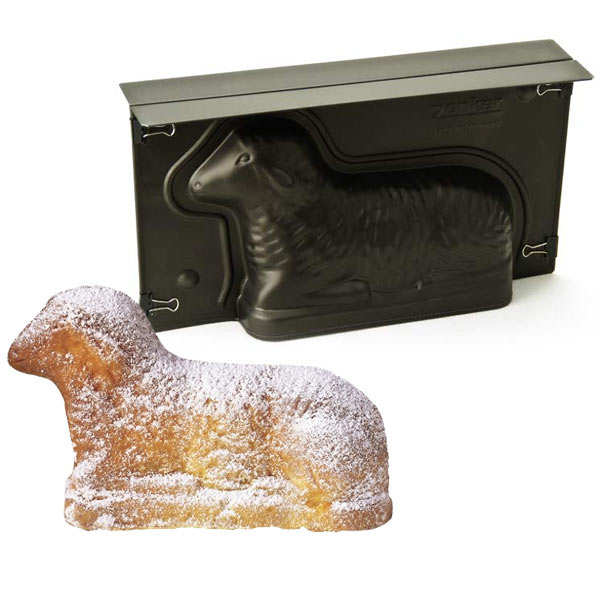 Paschal lamb 3D Mould