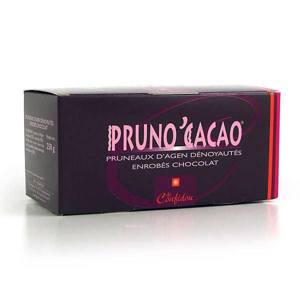 Pruneaux enrobés de chocolat - Pruno'Cacao
