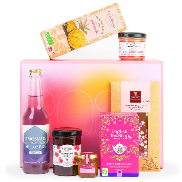 Tenderness hamper