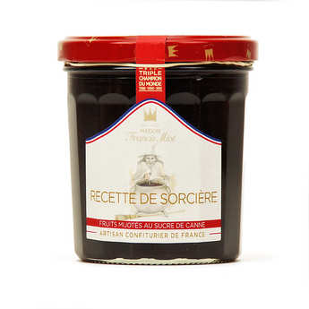Maison Francis Miot - Confiture des Sorcières (prune, églantine) - Francis Miot