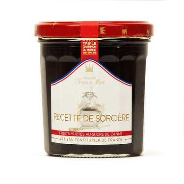 Confiture des Sorcières (prune, églantine) - Francis Miot