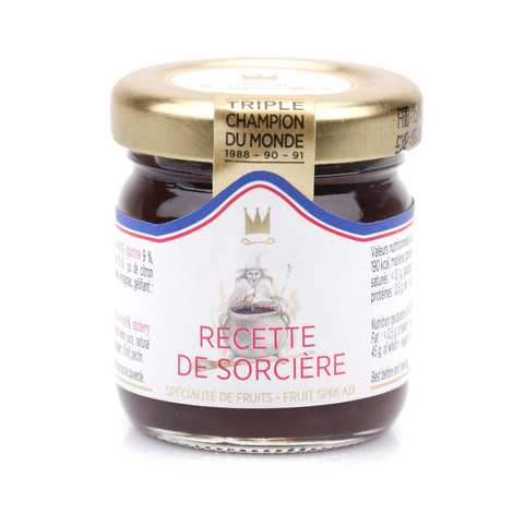 Maison Francis Miot - Witch jam - plum and rosehip - Francis Miot