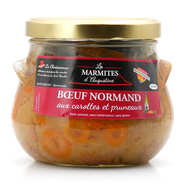 La Chaiseronne - Normand Beef with Carrots and Prunes